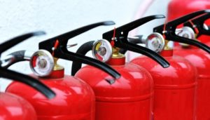 Fire Extinguishers in Good Condition