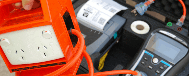 Regular Testing and Tagging of Electrical Appliances