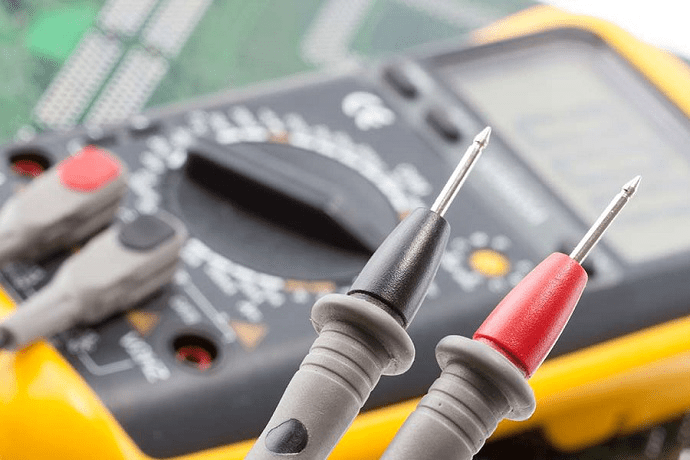Electrical Equipment needs testing
