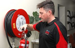 Fire Extinguisher Testing Service