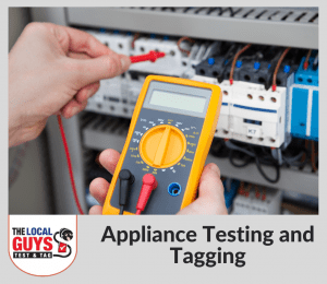 Appliance Testing and Tagging Facts